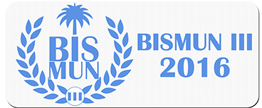 BISMUN III Button2