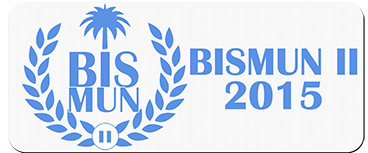 BISMUN II Button2